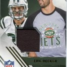 2016 Absolute Football Card NFL Men's Lifestyle #10 Eric Decker