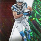 2016 Absolute Football Card Red Zone #15 Greg Olsen