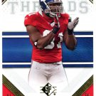2009 SP Threads Football Card #54 Justin Tuck
