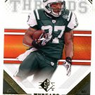 2009 SP Threads Football Card #62 Laveranues Coles