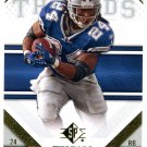 2009 SP Threads Football Card #67 Marion Barber III