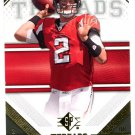 2009 SP Threads Football Card #72 Matt Ryan