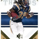 2009 SP Threads Football Card #89 Steven Jackson