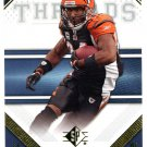 2009 SP Threads Football Card #90 T J Houshamdzadeh