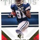 2009 SP Threads Football Card #91 Terrell Owens
