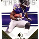 2009 SP Threads Football Card #100 Willis MaGahee