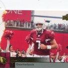 2009 Upper Deck Football Card #6 Matt Leinart