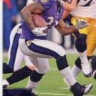 2009 Upper Deck Football Card #15 Willis Mcgahee