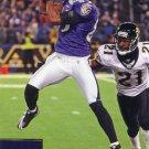 2009 Upper Deck Football Card #18 Derrick Mason
