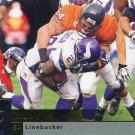 2009 Upper Deck Football Card #35 Brian Urlacher