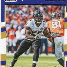 2016 Donruss Football Card #26 Terrell Suggs