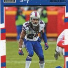 2016 Donruss Football Card #36 Stephon Gilmore