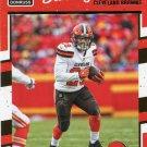 2016 Donruss Football Card #69 Duke Johnson