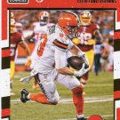 2016 Donruss Football Card #75 Brian Hartline