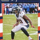 2016 Donruss Football Card #94 Aqib Talib