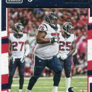 2016 Donruss Football Card #117 Vince Wilfork