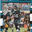 2016 Donruss Football Card #135 Denard Robinson