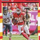 2016 Donruss Football Card #144 Jamaal Charles