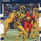 2016 Donruss Football Card #156 Tavon Austin