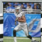 2016 Donruss Football Card #221 Seth Roberts