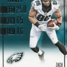 2016 Panini Contenders Football Card #7 Zach Ertz