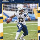 2016 Donruss Football Card #249 Keenan Allen