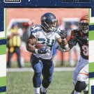 2016 Donruss Football Card #264 Thomas Rawls