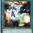 "Yugioh Duelist Pack Rivals of the Pharaoh Spirit Message ""A"" DPRP-EN044"