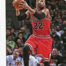 2015 Hoops Basketball Card #10 Taj Gibson