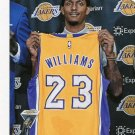 2015 Hoops Basketball Card #24 Lou Williams