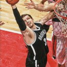 2015 Hoops Basketball Card #36 Mirza Teletovic