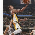 2015 Hoops Basketball Card #41 George Hill