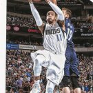 2015 Hoops Basketball Card #46 Monta Ellis