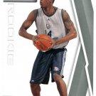 2010 Prestige Basketball Card #213 Derrick Favors
