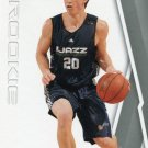 2010 Prestige Basketball Card #219 Gordon Hayword
