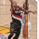 2015 Hoops Basketball Card #67 C J McCollum