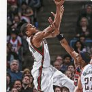 2015 Hoops Basketball Card #71 Giannis Antetokounmpo