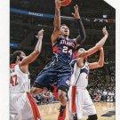 2015 Hoops Basketball Card #72 Kent Bazemore