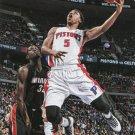 2015 Hoops Basketball Card #82 Kentavious Caldwell-Pope