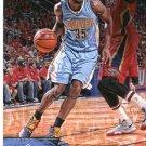 2016 Prestige Basketball Card #1 Kenneth Faried