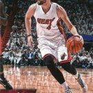 2016 Prestige Basketball Card #36 Josh McRoberts