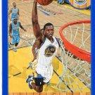 2013 Hoops Basketball Card Blue Parallel #134 Harrison Barnes
