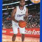 2013 Hoops Basketball Card Blue Parallel #147 Jared Dudley