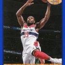 2013 Hoops Basketball Card Blue Parallel #156 Trevor Booker
