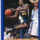 2013 Hoops Basketball Card Blue Parallel #180 Jeremy Evans