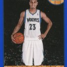 2013 Hoops Basketball Card Blue Parallel #208 Kevin Martin