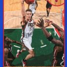 2013 Hoops Basketball Card Blue Parallel #215 Mike Dunleavy