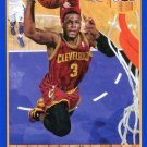 2013 Hoops Basketball Card Blue Parallel #225 Dion Waiters