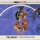 2013 Hoops Basketball Card Board Members #21 Tim Duncan
