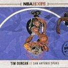 2013 Hoops Basketball Card Board Members #21 Tim Duncan